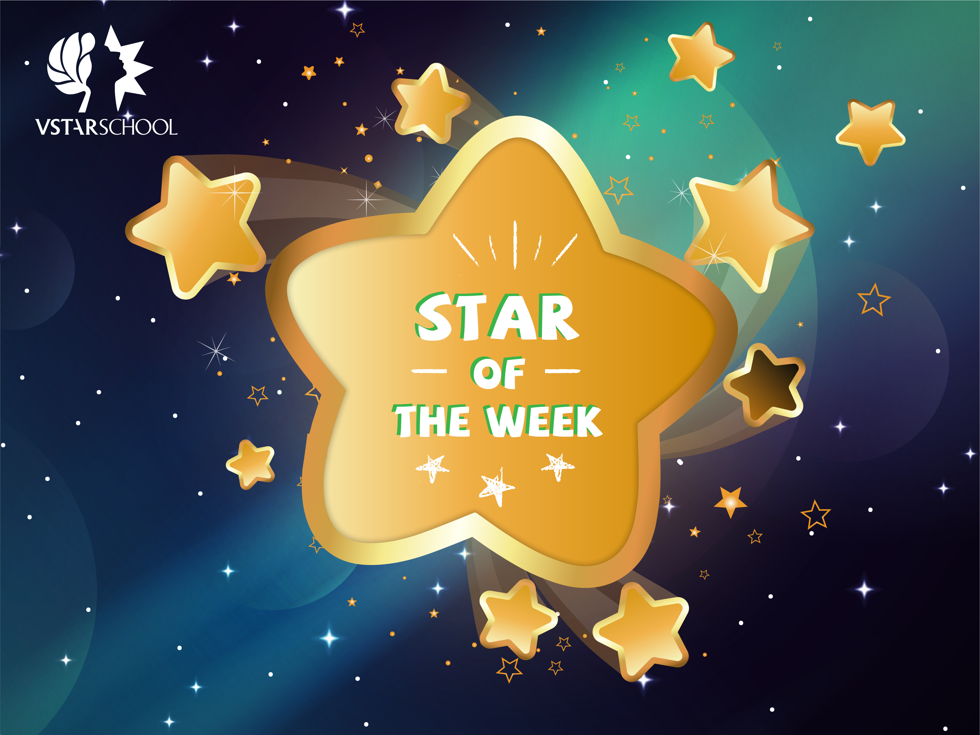 STAR OF THE WEEK TUẦN 3 - 10/2018